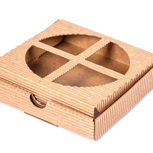 Štanc. kutija 130x125x25 mm