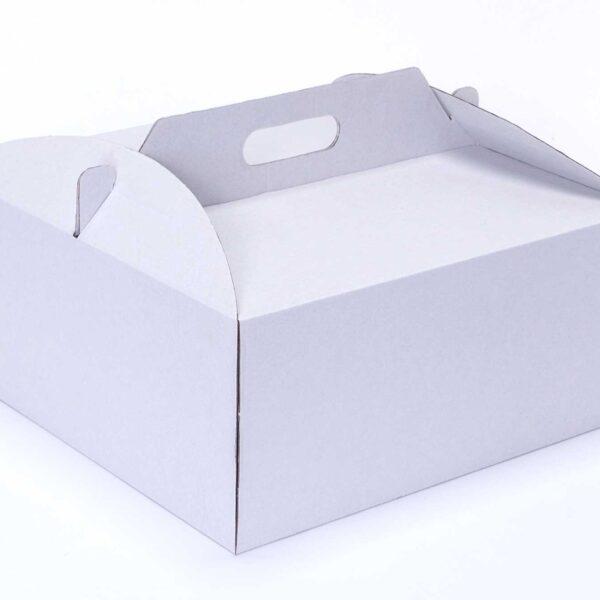 Štanc. kut. za torte 329x329x145 mm